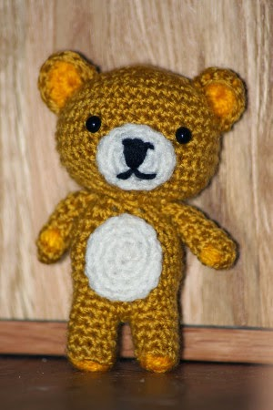Amigurumi Pattern Rilakkuma : 2000 Free Amigurumi Patterns: Rilakkuma Crochet Pattern
