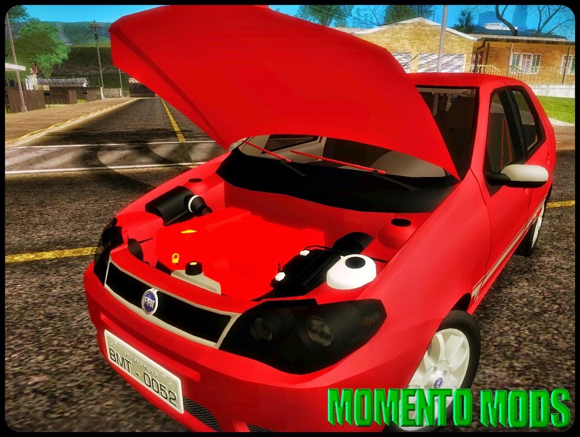 GTA SA - Palio 18R