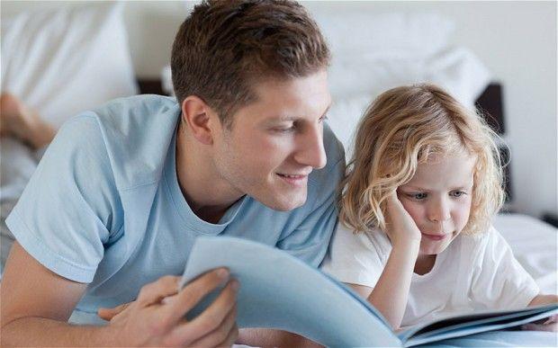 membiasakan anak gemar membaca
