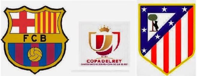 Barcelona Vs Atlético de Madrid en vivo Ida Cuartos Copa del Rey ...