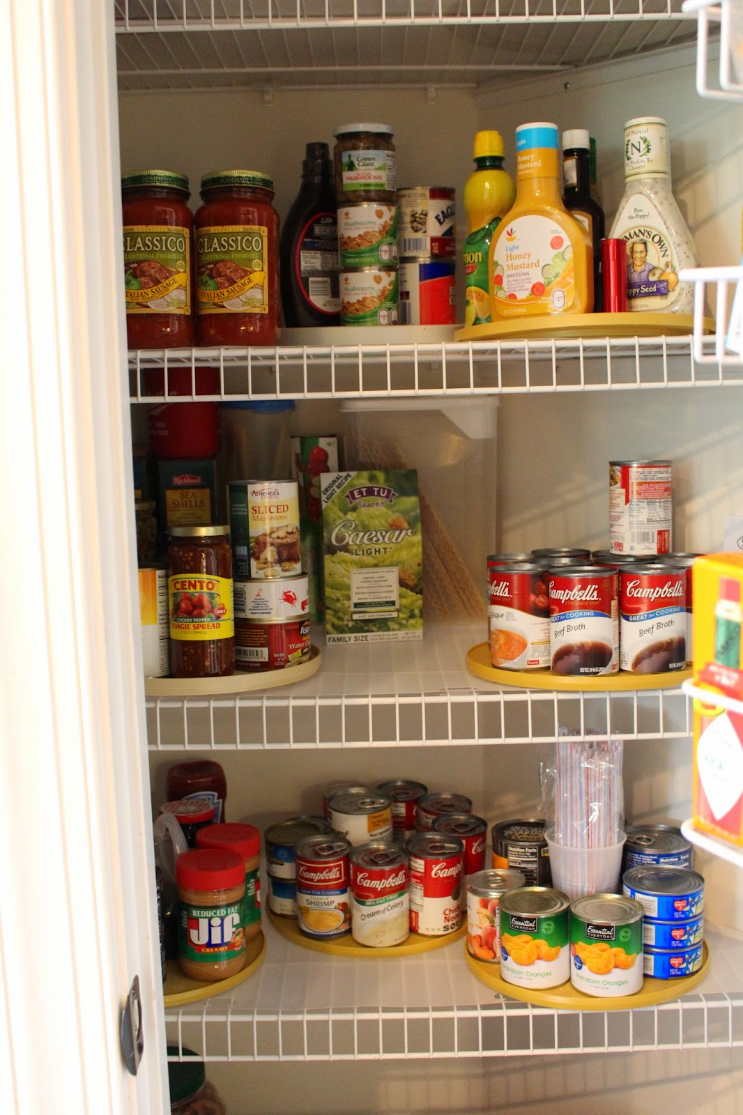 Organizing Your Kitchen, a look inside my cabinets!!