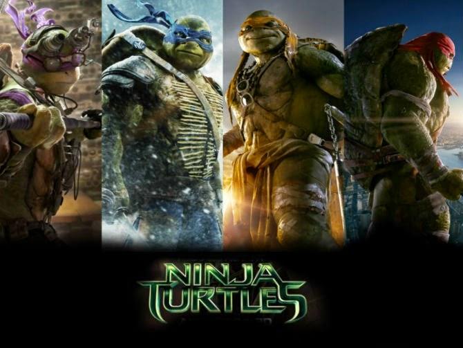Nueva película de las Tortugas Ninja, noticias de cine