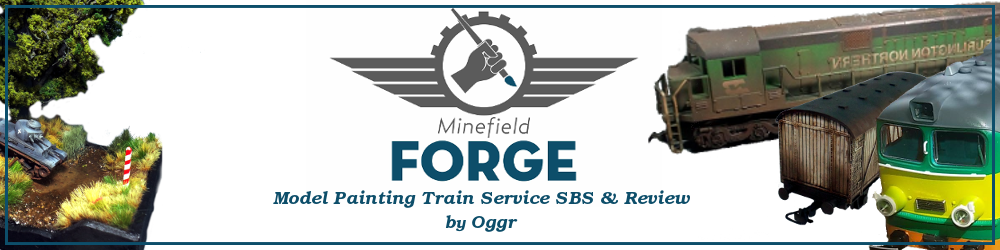 Minefield Forge