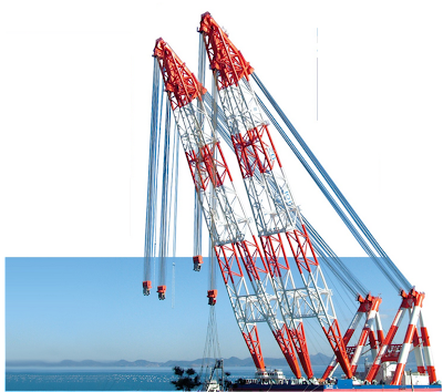 Offshore Floating Crane