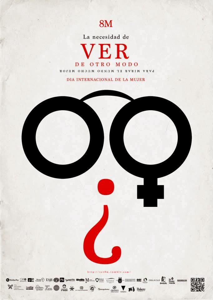 La necesidad de ver de otro modo 8M Día Internacional de la Mujer
