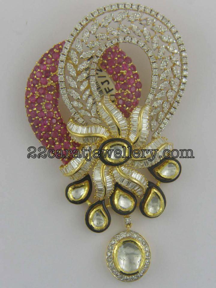 Designer Diamond Tops Gallery Jewellery Designs