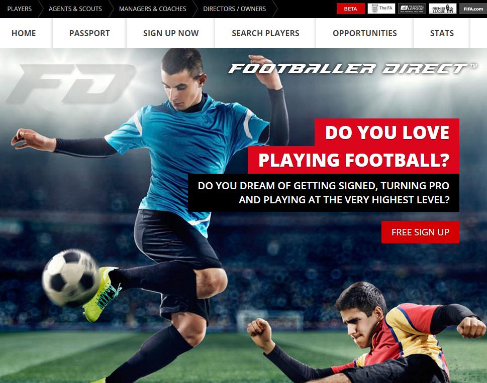 Footballer Direct