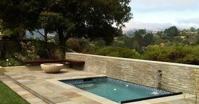 Fotos de jardin jardines de casa de una piscina for Casa y jardin bazaar 2013