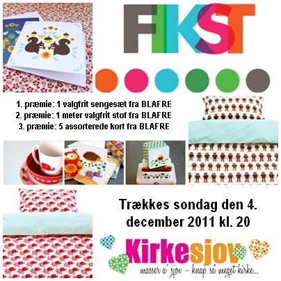 Give Away Kirkesjov