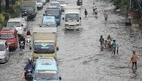 Banjir Jakarta 13 Januari 2014