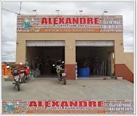 ALEXANDRE CONSTRUÇÕES - CATARINA CEARÁ
