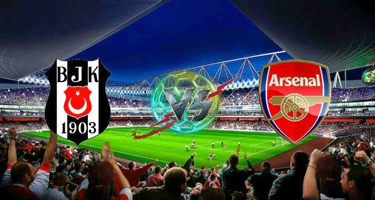 Prediksi Bola Besiktas vs Arsenal 20 Agustus 2014