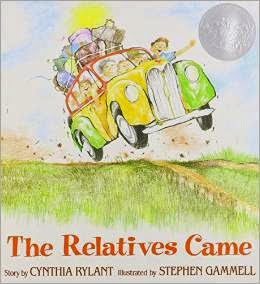http://www.amazon.com/The-Relatives-Came-Cynthia-Rylant/dp/0689717385