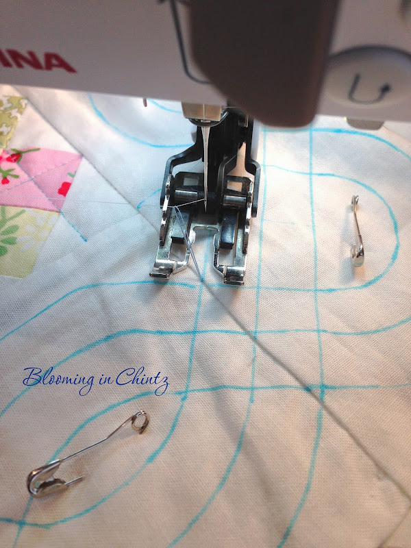 Quilting Cables Tutorial