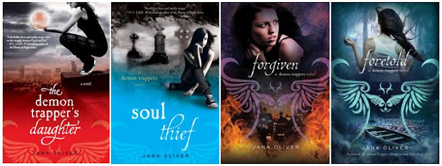 Favorite witch book/series: