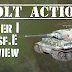 Review: Bolt Action Plastic Tiger I Ausf. E