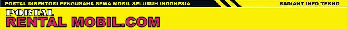 Portal Agen Rental Sewa Mobil seluruh Indonesia