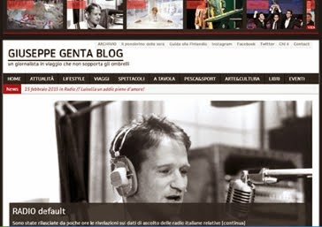 Giuseppe Genta Blog