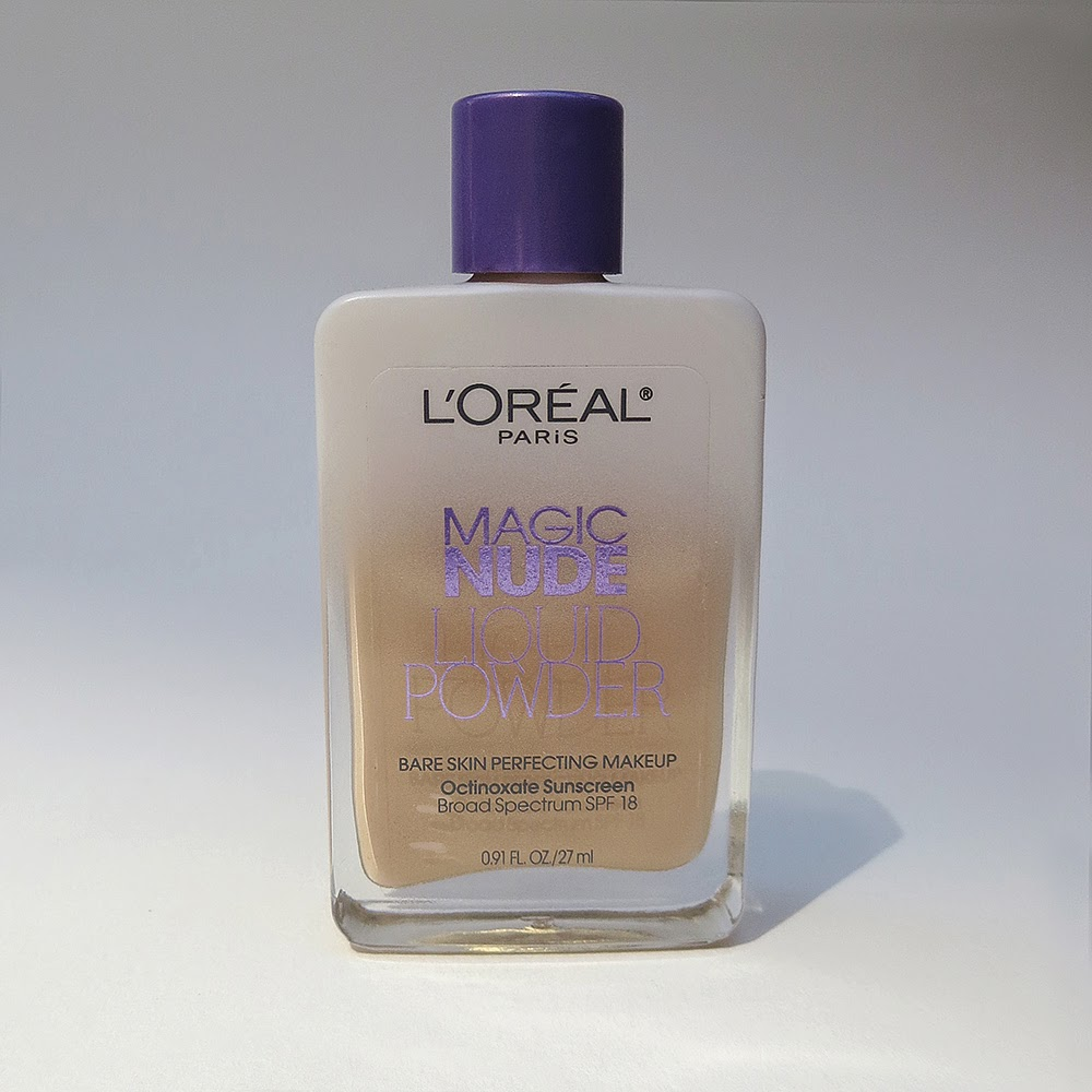 L'Oreal Magic Nude Liquid Powder,