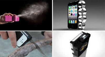 CASING Canggih iPhone ini bisa jadi senjata