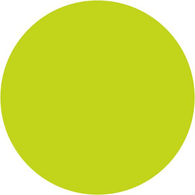baby green: Monday Color: Chartreuse