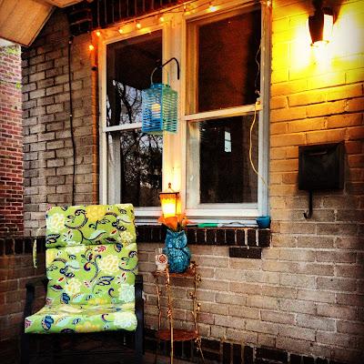BabblingBrooke DIY front porch