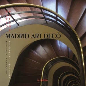 'Madrid art deco' - The book