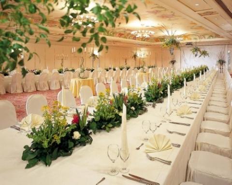 khách sạn tiệc cưới sheraton