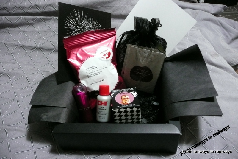 My January Luxe Box