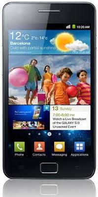 Harga Spesifikasi Samsung Galaxy S2
