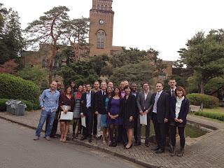【NEWS】南ア・プレトリア大学GIBSのMBA学生が一橋大学を訪問