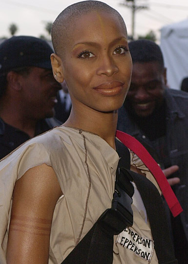 Why Some Black Women Shave Their Heads to Regrow Hair