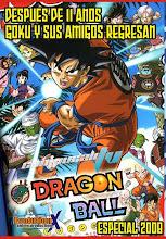 Dragon Ball Z: Vuelven Son Goku y sus amigos (2008)