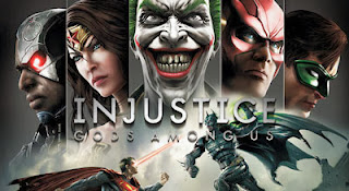 Download Game Injustice: Gods Among Us Android APK 2013