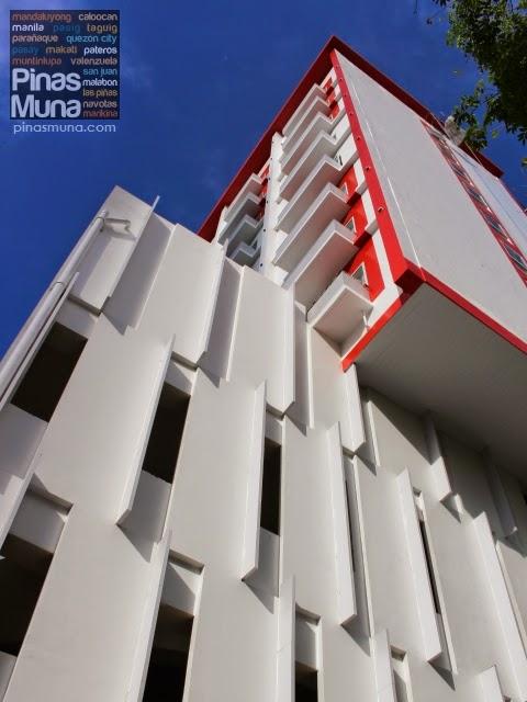 Tune Hotel Ortigas building