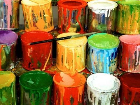 Desde las gavetas de mi escritorio contaminantes qu micos - Pintura al aceite ...