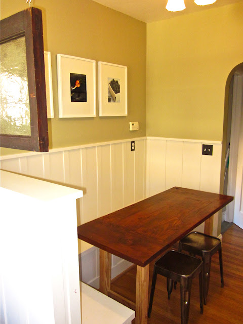 Kitchen Nook Makeover