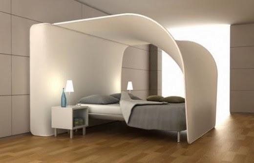 Celeste Sky Bed & Julie Ann Brady : Blog On: Best Canopy Beds