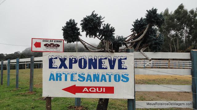 Exponeve - São Joaquim/SC