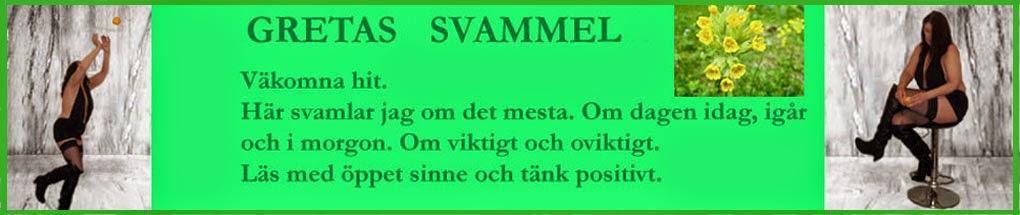 GRETAS SVAMMEL