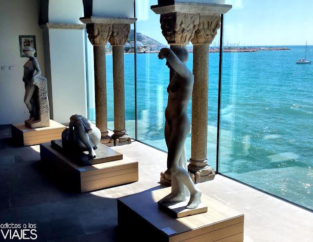 Colección del Museu Maricel, Sitges