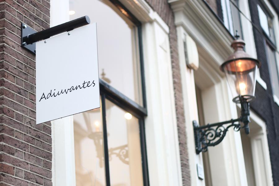 Amsterdam concept stores: Adiuvantes