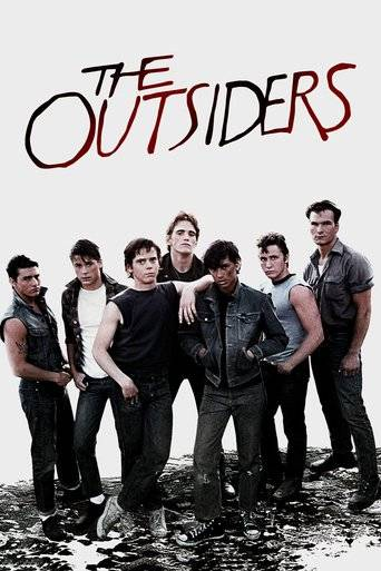 The Outsiders (1983) ταινιες online seires xrysoi greek subs