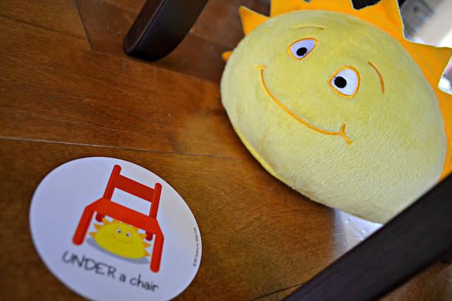 Mommy Testers ThinkFun Hello Sunshine game for toddlers review