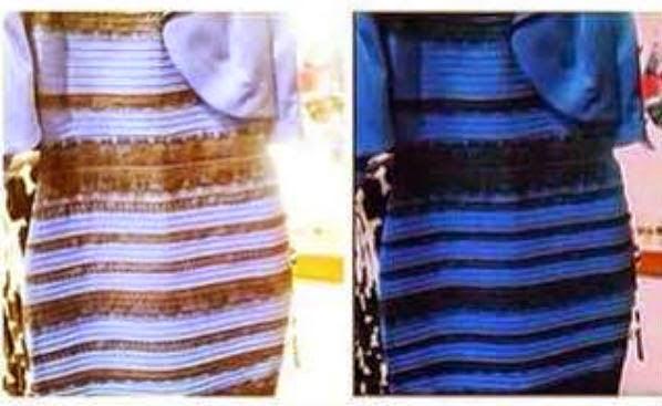 الفستان الغريب الذي خلق ضجة في المواقع والشبكات الاجتماعية وحير الجميع ، فما الغريب فيه ؟