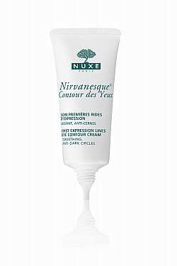 nuxe nirvanesque eye cream review blog