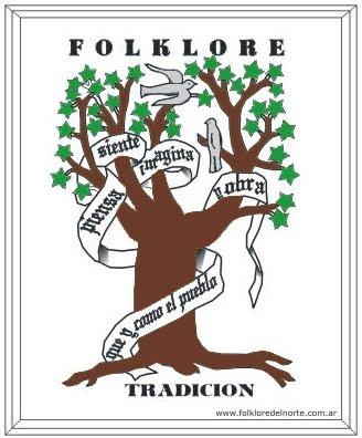 Emblema del Folklore