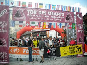 Tor des Geants-2011 bideoa