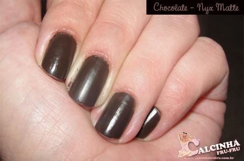 Chocolate - NYX Matte