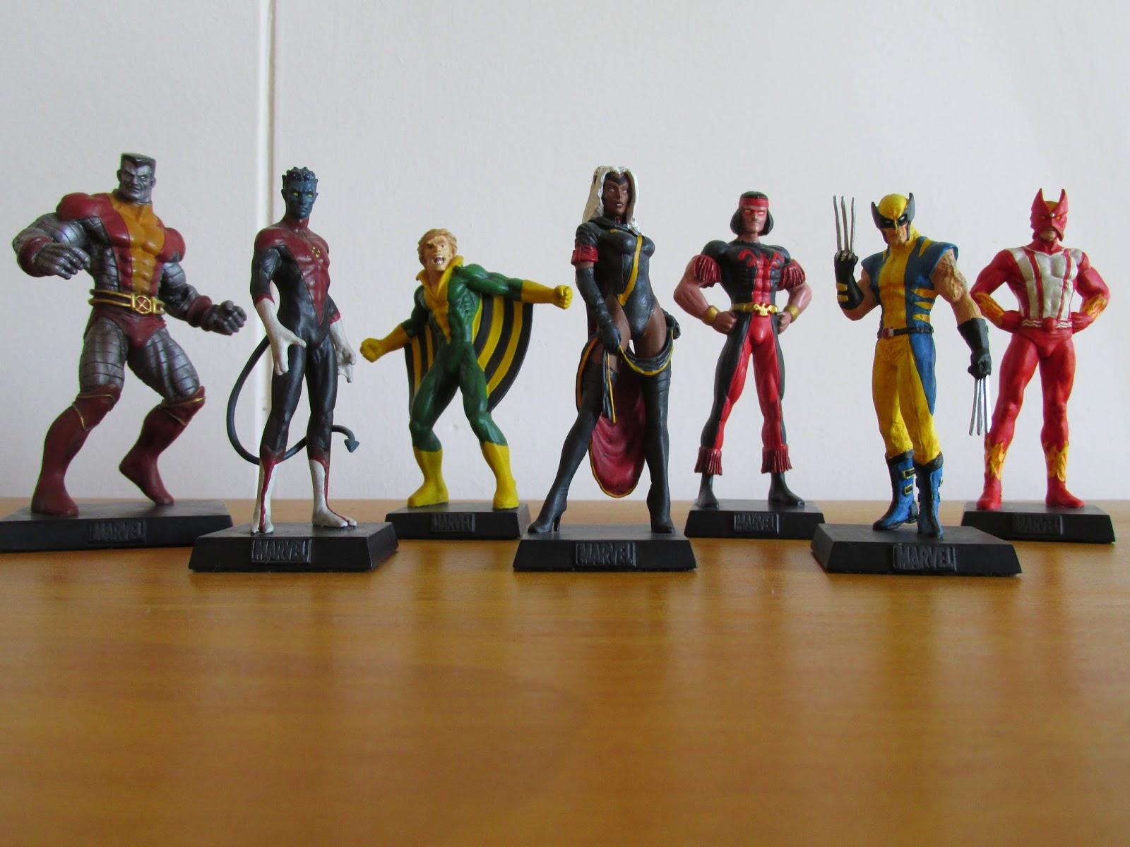 Los pertenecientes a la segunda génesis de los Hombres X. Esa que traía  nuevos aires al grupo original e incluía a miembros de ...